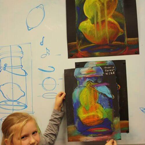 Wpływ rysunku na rozwój dziecka
