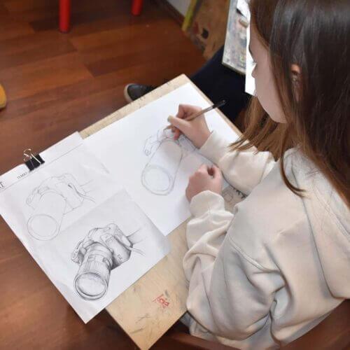 Jaki wpływ ma nauka rysunku na rozwój dziecka?