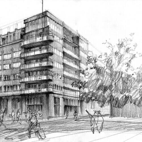 Charakterystyczne kierunki architektoniczne okresu międzywojennego