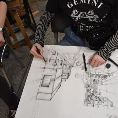 Czy każdy może nauczyć się rysować?