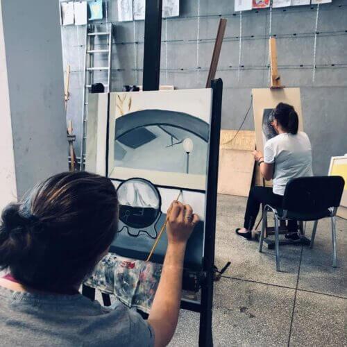 Jak zostać artystą?