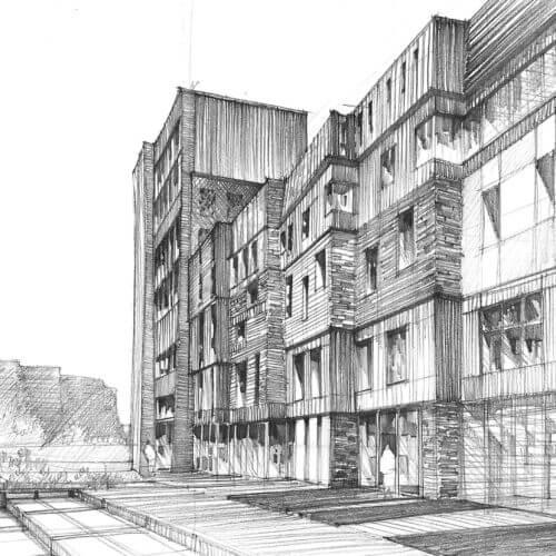 Rysunek architektoniczny – na czym polega ijak zacząć?